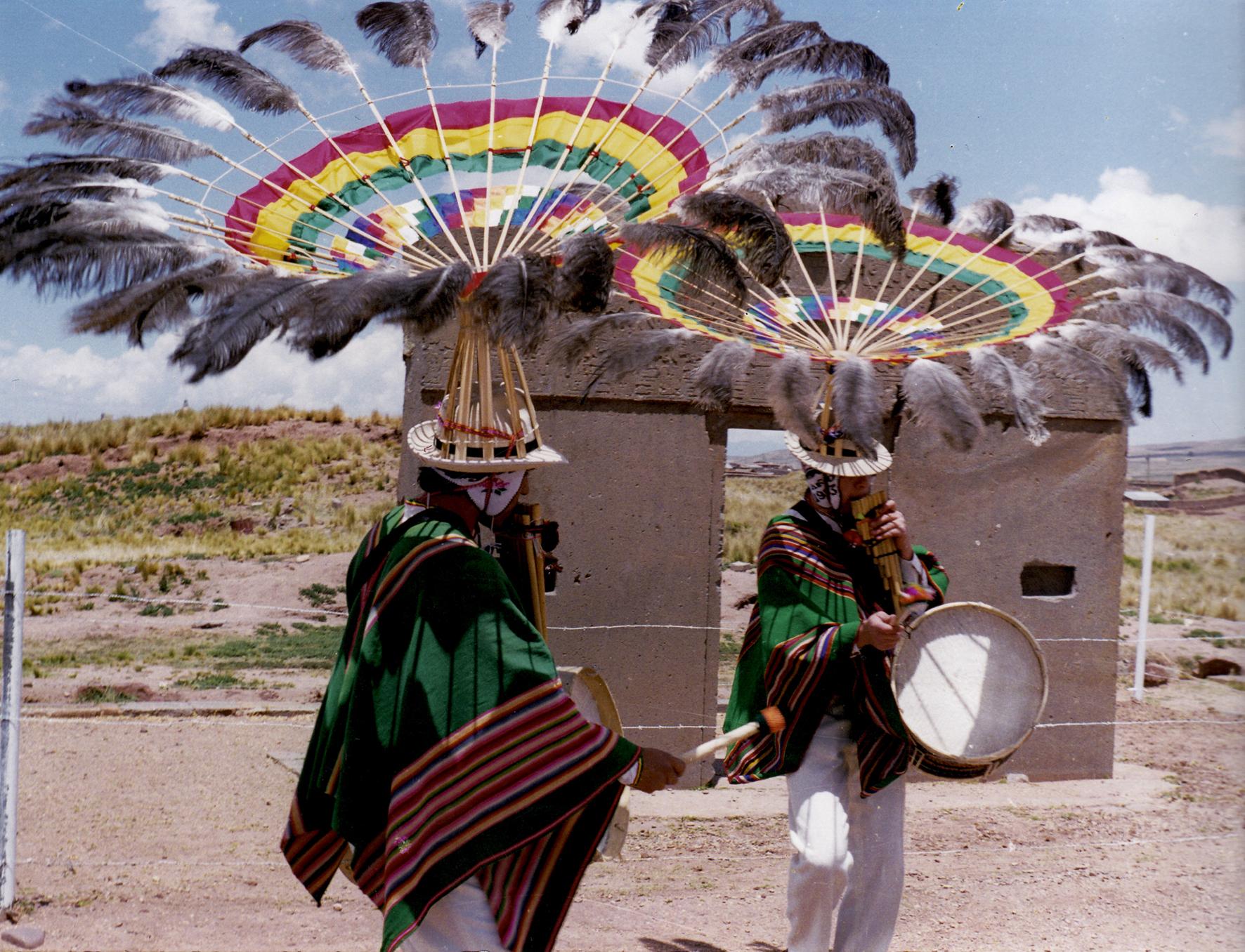 "Ballet folklorique de Bolivie ""Manuel Acosta"", BAFOBOL"