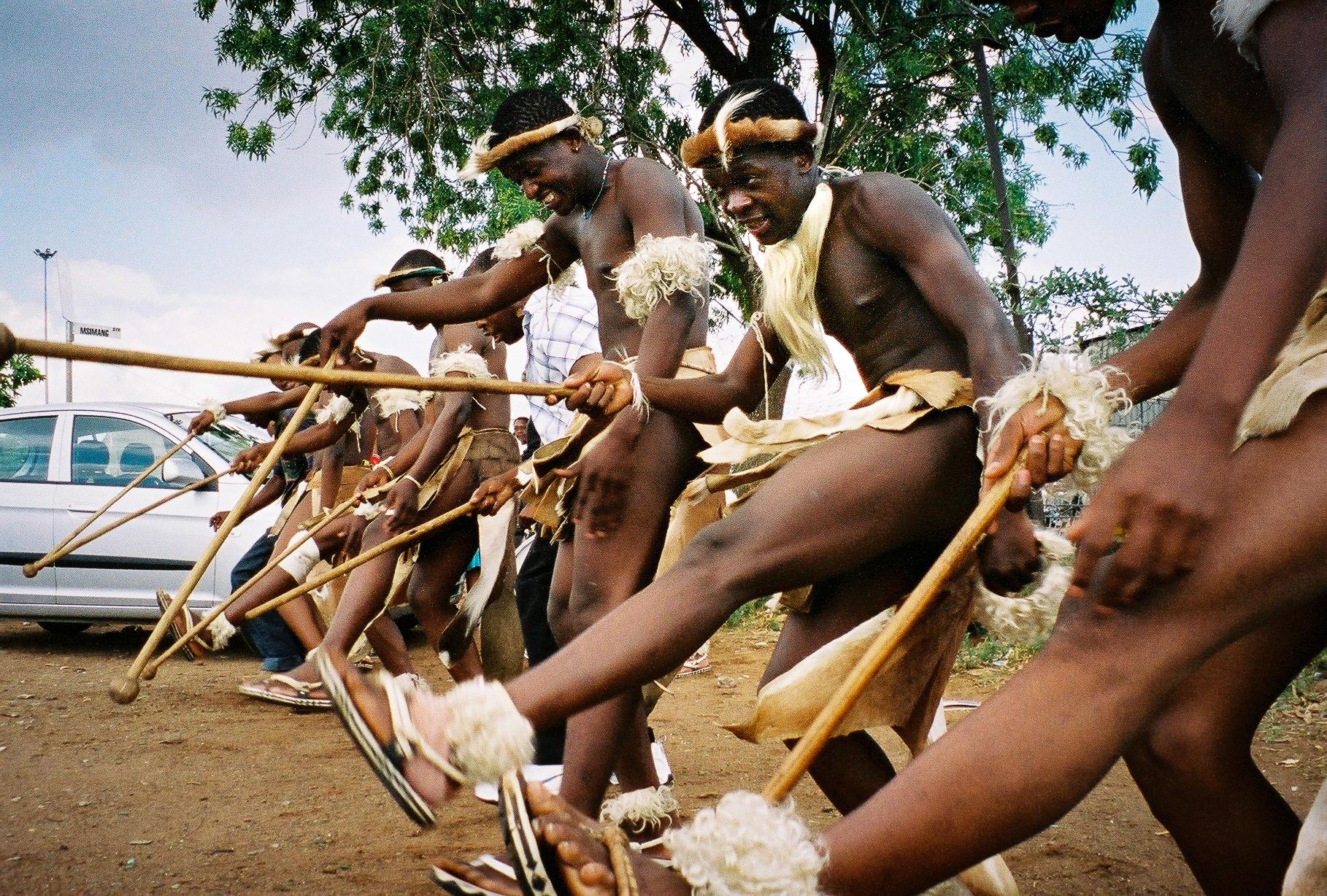 """Groupe """"Mzansi Zulu Dance"""""""