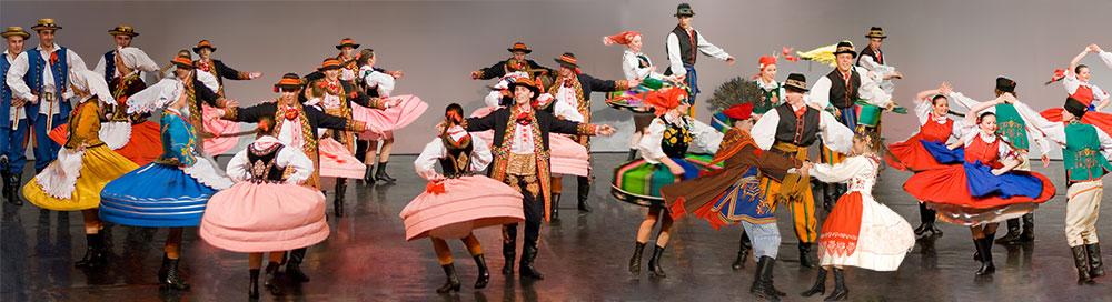 """Ensemble de chant et de danse """"Nowa-Huta"""""""