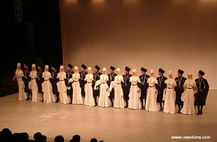 """Ensemble danse folk """"Gorets"""""""