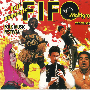 Cover Cd FIFO 1996