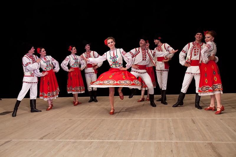 "Ensemble folklorique national ""VIORICA"""