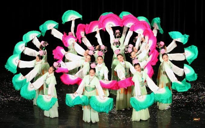 "Troupe de danse ""FENG HSIANG"""