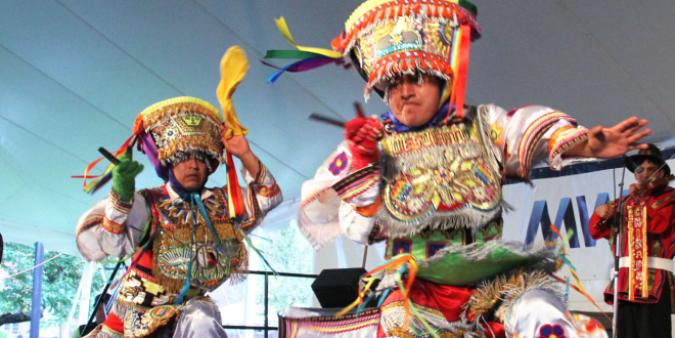 Les Tijeras du Pérou
