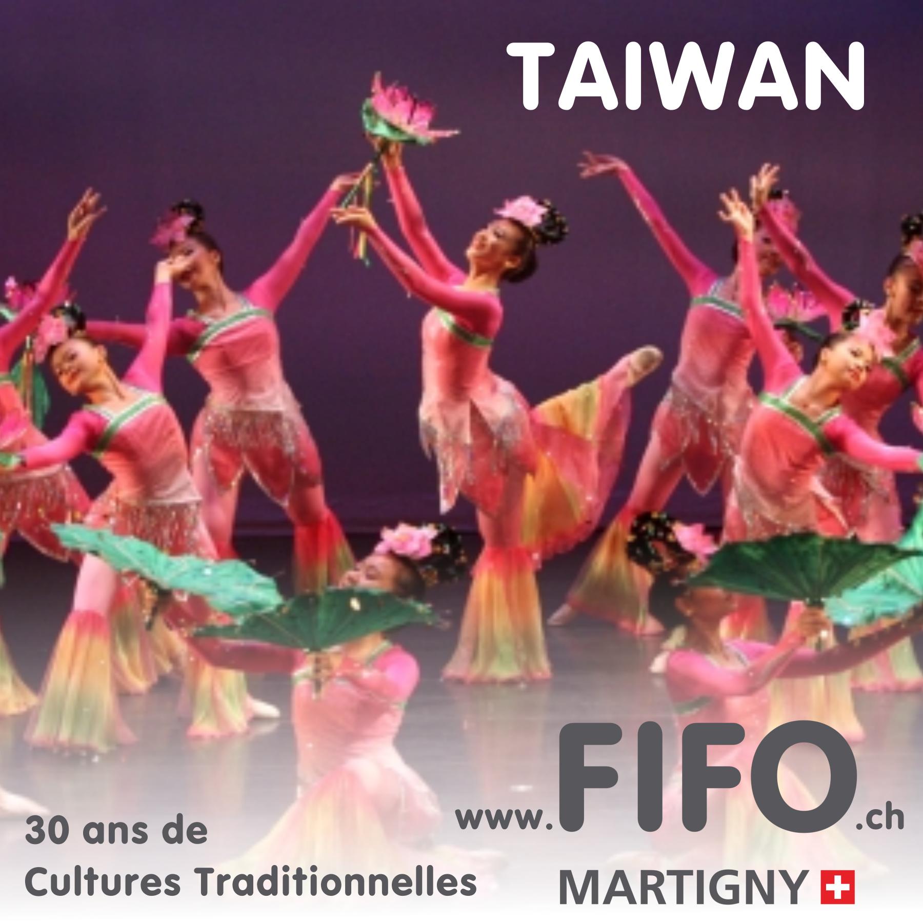 """Troupe de danse folklorique """"FONG SHIANG"""