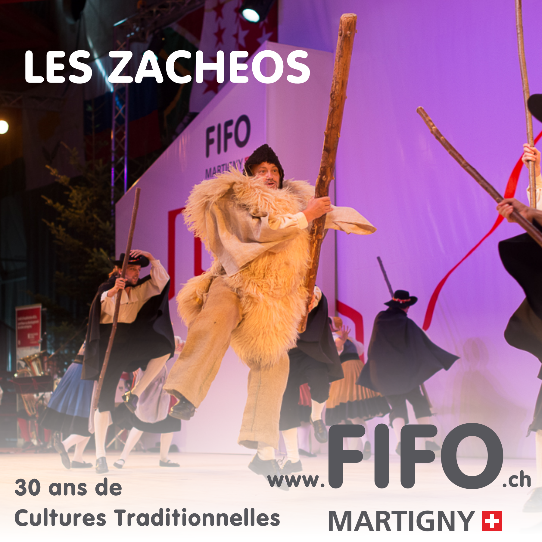 Ensemble « Les ZACHEOS »